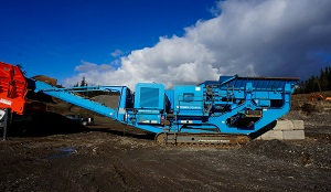 2006 Pegson Jaw Crusher
