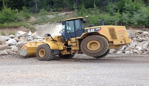 2013 Caterpillar 966H Loader